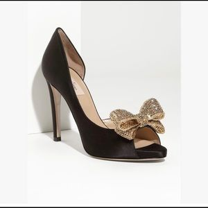 Valentino Bow Pumps